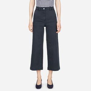 Everlane • Wide Leg Crop Pant (Short)